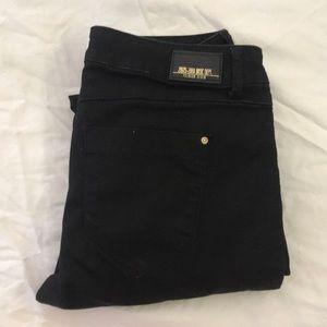 Zara Black Skinny pants 4